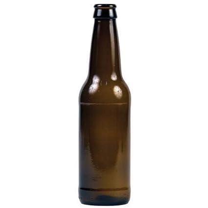 Amazon com: Home Brew Ohio 12 oz Beer Bottles- Amber- Case