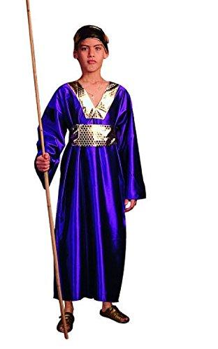 OvedcRay Wiseman Child Costume Nativity Religious Biblical Easter Jesus Play Kids -