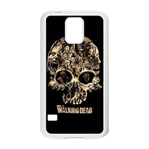 The Walking Dead The Walking Dead Samsung Galaxy s5 White Phone Case Cover LSK1351