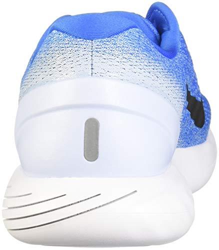 9 bianco Uomo Nike Blu da Running Lunarglide Scarpe RA6qTxwqv5