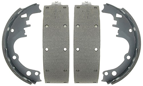 (ACDelco 17241B Professional Bonded Front Drum Brake Shoe Set)