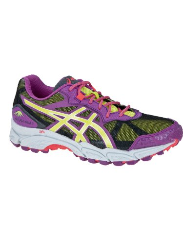 LADY GEL ASICS ATTACK De à purple Course 2 Pied Chaussure FUJI 1Fwfq