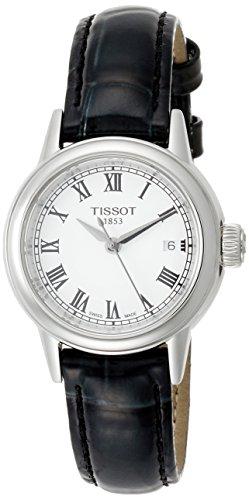 [해외] [T 소] TISSOT 손목시계 카 소 쿼츠 화이트 문자판 레져 T0852101601300 레이디스 [정규 수입품]