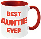 "Rikki Knight ""Best Auntie Ever-Funny Quotes Red Handle Review and Comparison"