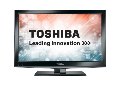 Toshiba 19BL502B 19-inch Widescreen HD Ready LED TV with Freeview (2012 model)
