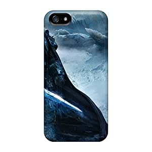 MansourMurray Iphone 5/5s Scratch Protection Mobile Cases Custom Trendy World Of Warcraft Image [GNh7595AhFZ]
