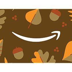 Fall Leaves egift card link image