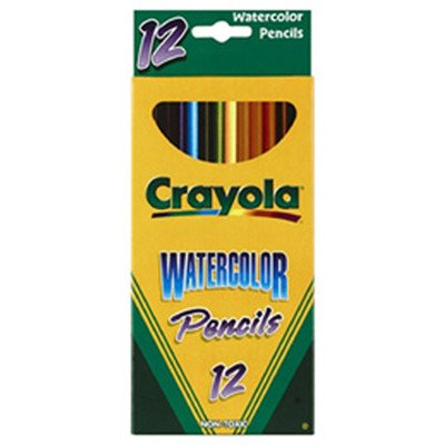 Watercolor Pencils Full Length [Set of 2]