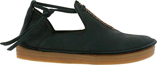 Black 36 Pleasant N5044 Black Laces Woman Field Rice Shoes IBxUx7f