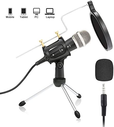 Condenser Microphone NASUM microphone Cellphones product image