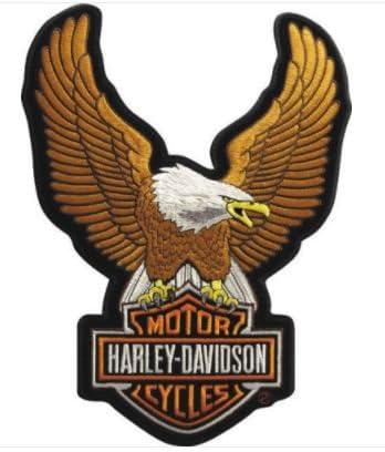Parches de Harley Davidson