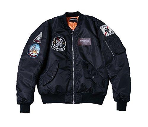 Nylon Bomber Jacket - 7