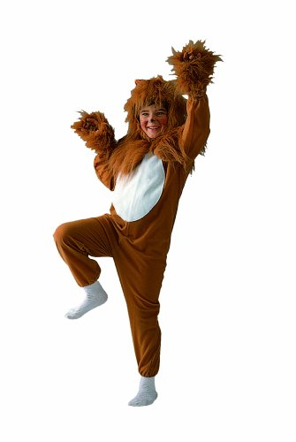 One Year Old Lion Costume (RG Costumes Lion Costume, Child Large/Size 12-14)