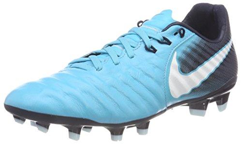 Nike Gamma FG Mixte Legend Enfant VII Jr Football Chaussures Glacier de Tiempo Bleu Turquoise Blanc Bleu 414 Obsidienne Bleu 7W17qgr