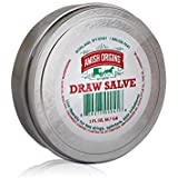 Amish Origins Draw Salve–2 oz, Authentic Amish Formula,Natural Powerful Salve, Provides Relief from Topical Pain and…