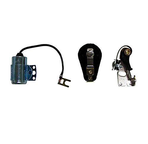 R1933 - Tractor Distributor Tune Up Kit for Delco Remy Distributors with Screw On Type Cap