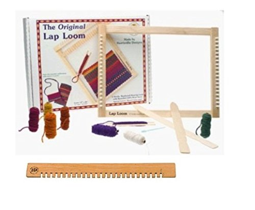 Harrisville Designs Lap Loom A with Wonder Wand Accessory