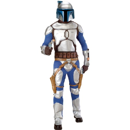 Star Wars Deluxe Child's Jango Fett Costume, (Doe Boy Costume)