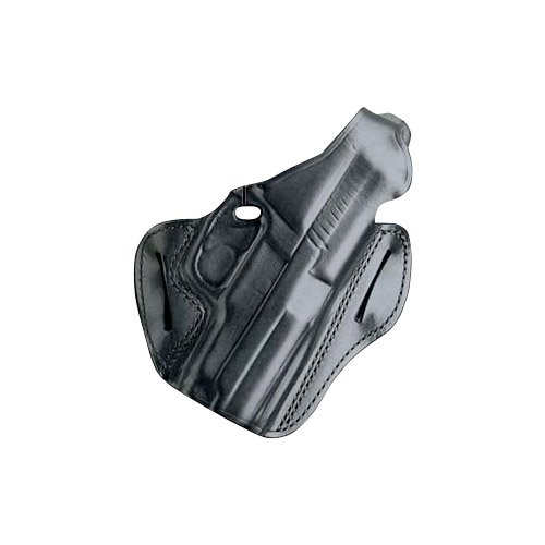 DeSantis F.A.M.S with Lock Hole Belt Holster (fits; Sig P225, P228, P229, P220) Carry, Right Hand, Black, 01LBAC7Z0