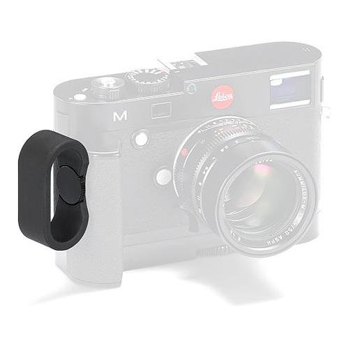 Leica 14647 Finger Loop for Multi-Functional Handgrip M and Handgrip M, Size M (Black) by Leica
