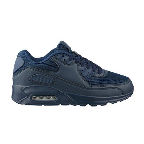 Alla corsa Donna Navy da L Uomo Sport chunkyrayan Sneaker turnschuhe Unisex moda Bambini A Scarpe RnwqTrRSxC