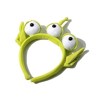 Juguete de Peluche Novedad Nuevo Toy Story Alien Orejas Disfraz ...