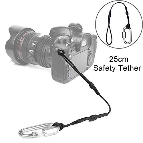 Amazon AMERTEER Camera Strap Rapid Fire Shoulder Neck Sling Belt Quick Release For DSLR SLR Equipped With Plate And Safety