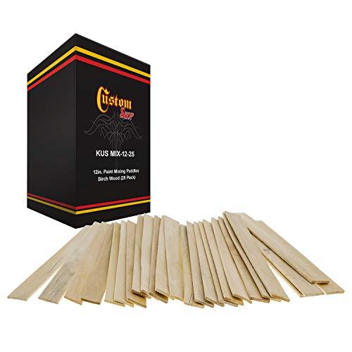 (Custom Shop Paint Mix Sticks Pack of 25 Each 12