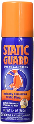 Static Guard 1.4 Ounce Travel Size - Pack of 3