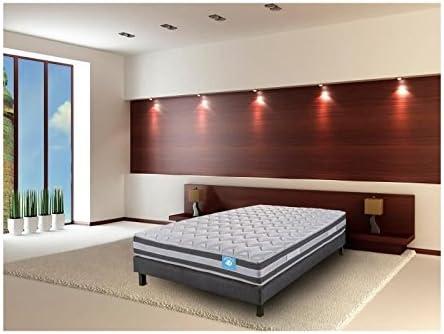 Cocoon conjunto colchón + somier 160 x 200 cm – espuma ...