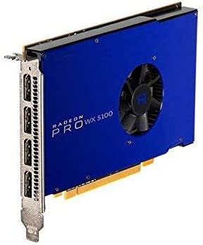 Amazon.com: AMD 100-505940 Radeon Pro WX 5100 8GB GDDR5 4 ...