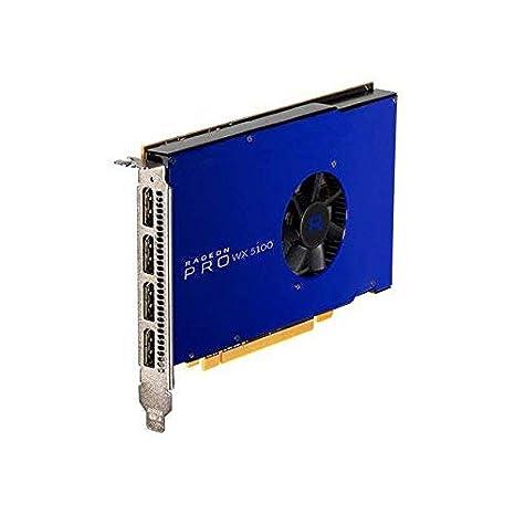 AMD Radeon Pro WX 5100 8 GB GDDR5 - Tarjeta gráfica (8 GB ...