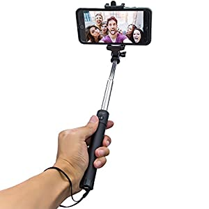 istage new 2015 selfie stick ultra compact foldable pro 3 in 1 wireless bluetooth. Black Bedroom Furniture Sets. Home Design Ideas
