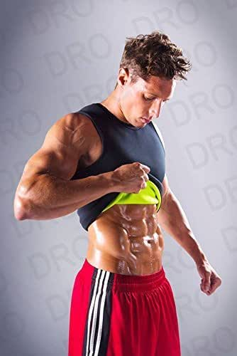 REDU SHAPER SHIRT MAN 3X-LARGE neoprene slimming