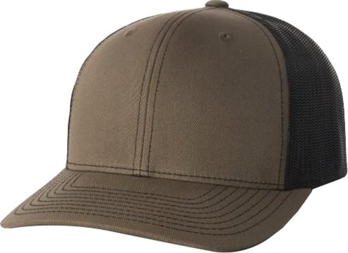 Richardson Cap Adult Unisex 112 Mesh Back Adjustable Caps]()