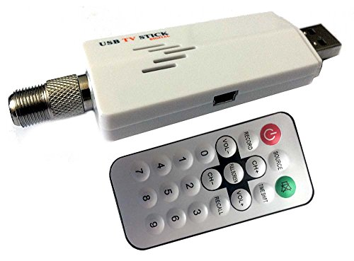Universal Analog USB-Based TV Tuner Video Capture DVR For PC by AllAboutAdapters