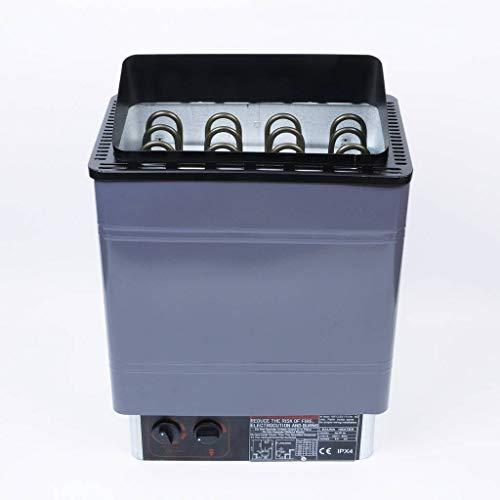 Wotefusi Saunaofen Herd Nass/Trocken Spa 6Kw 8Kw 9Kw Interne Kontrolle Aluminiumverkleidung, MEHRWEG
