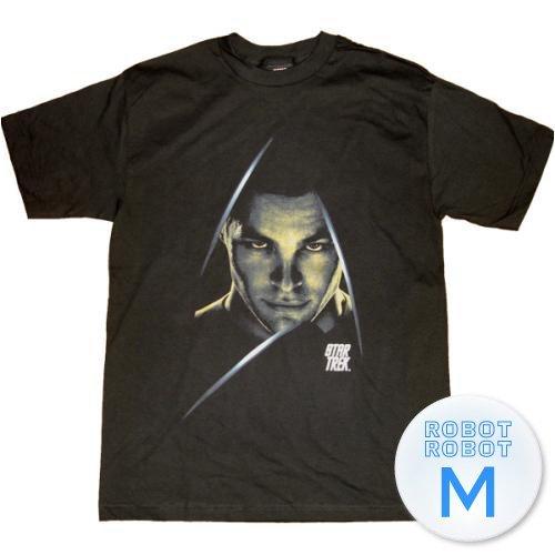 Star Trek Kirk Tee / Star Trek Kirk Color T-Shirt SF Movie T-Shirts M [parallel (Shirt Colors Star Trek)