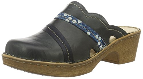 Seibel Shark Clogs Damen 15 Josef Blau Rebecca 4RqwwCp
