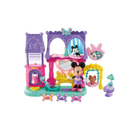 Amazon Com Disney S Minnie Mouse Bowtique Pampering Pets