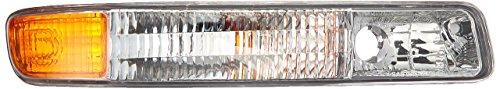 Dorman 1610161 GMC Front Passenger Side Parking / Turn Signal Light Assembly (3500 Gmc Parking Light Sierra)