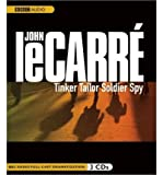 [ Tinker, Tailor, Soldier, Spy: A BBC Full-Cast Radio Drama [ TINKER, TAILOR, SOLDIER, SPY: A BBC FULL-CAST RADIO DRAMA ] By Le Carre, John ( Author )Apr-13-2010 Compact Disc