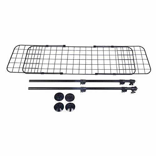 Pet barrier for car fmji dog wire mesh barriers grid
