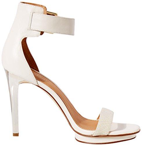 Calvin Klein Womens Vable Dress Sandal Soft White LBqcBKR