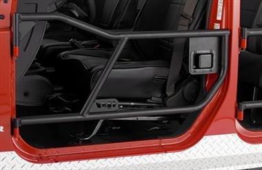 Warrior Products 90851 4-Door Front Tube Door with Paddle Handle for Jeep XJ Cherokee 97-01 (98 Jeep Cherokee Door Handle compare prices)