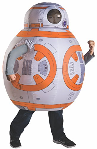 Rubie's Costume Star Wars Episode VII: The Force Awakens Deluxe BB-8 Inflatable Costume (Inflatable Halloween Costume)