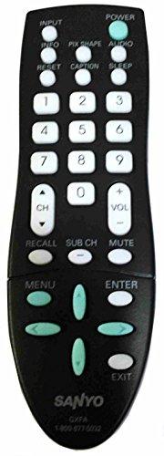 Remote Control- Sanyo 1lb0u10b03300