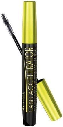 3 Pack) Rimmel London Lash Accelerator Mascara – Extreme Black: Amazon.es: Belleza