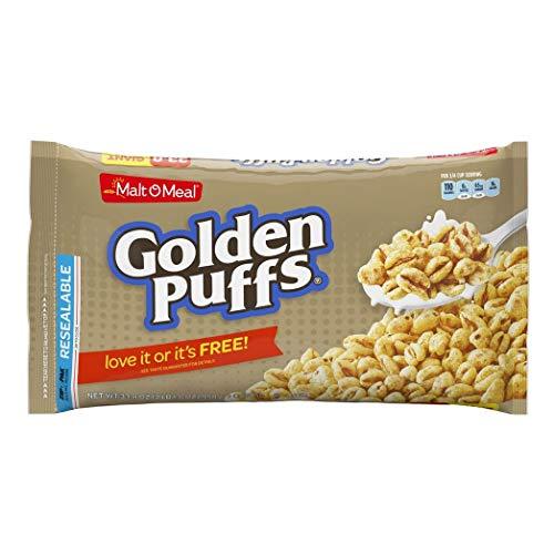 uffs Breakfast Cereal, 33.8 Oz. Bag ()