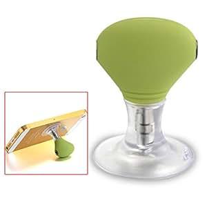 Sonline Duplicador Divisor de Auriculares Jack 3.5mm Adaptador Splitter Verde